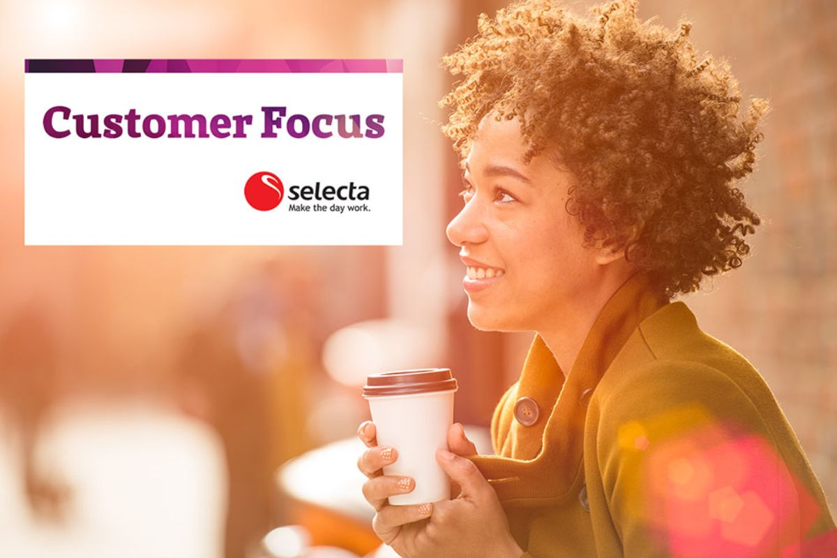 Our Values - customer focus