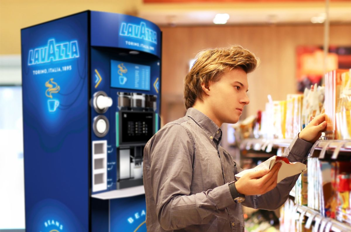 Lavazza Latte Touch coffee machine