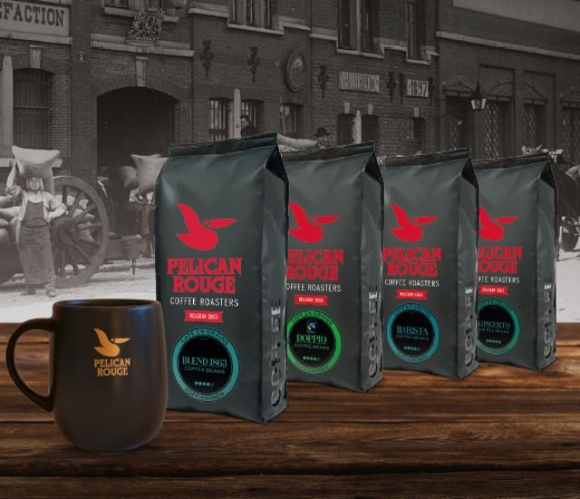 Pelican Rouge coffee blends